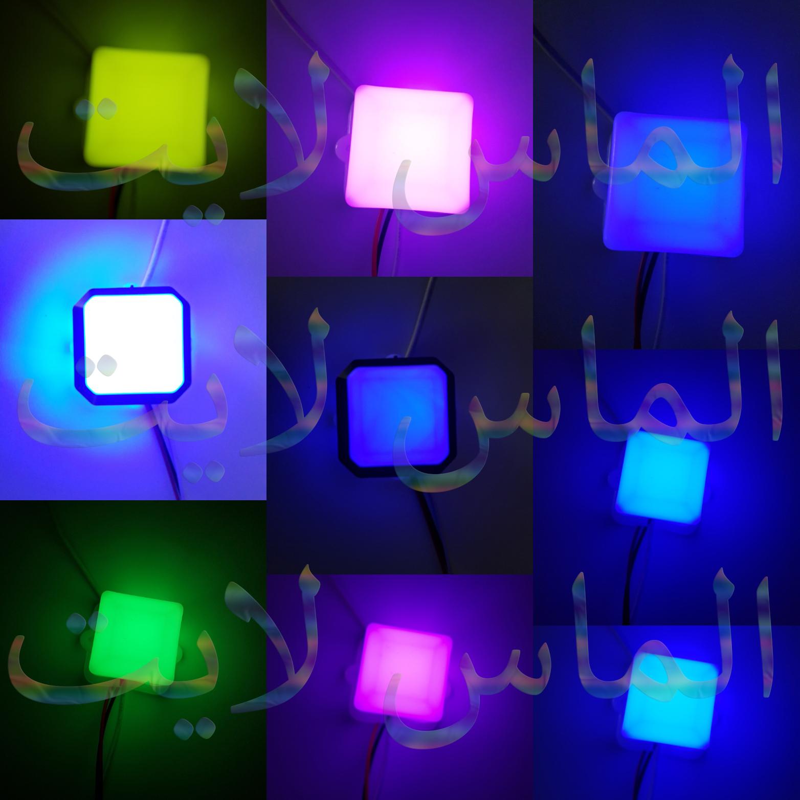 لامپ شهربازی صنایع روشنایی الماس لایت